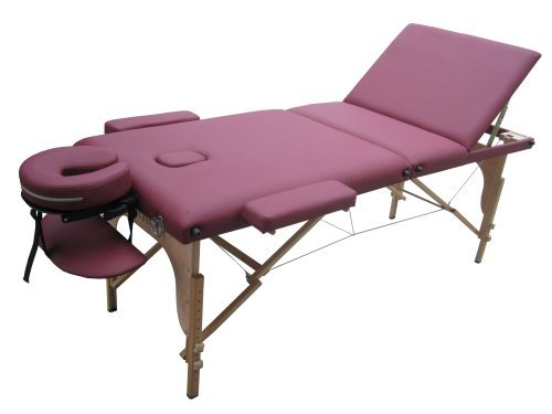 BestMassage Black Reiki Massage Table