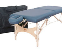 oakworks massage table package