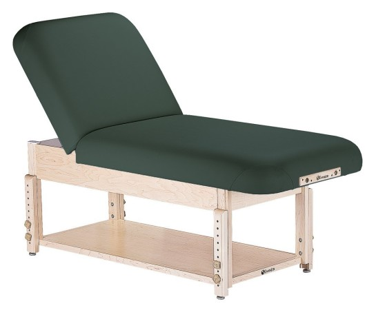 stationary massage tables for a massage business