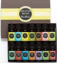 Essential Oil- Beginners Best of the Best Aromatherapy Gift Set- 100% Pure Therapeutic Grade Essential Oils